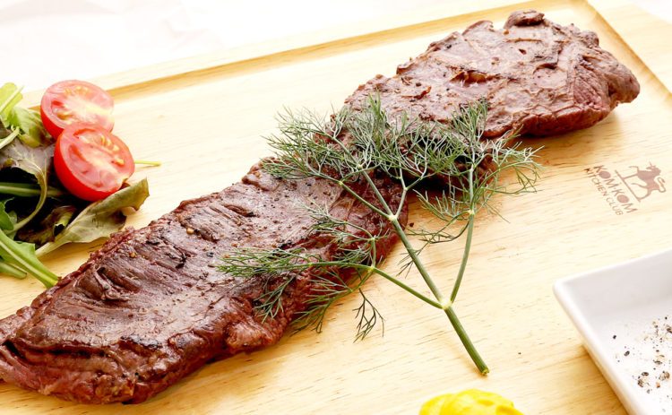 สเต็กเนื้อบาระฮารามิ ใหญ่ 300 กรัม